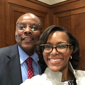 Dr. Haywood Brown and Dr. Brownsyne Tucker Edmonds
