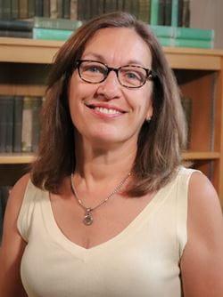 Professor Cecilia Tenorio
