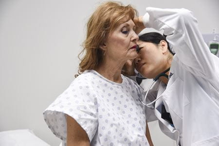 IUSM Evansville mock clinic