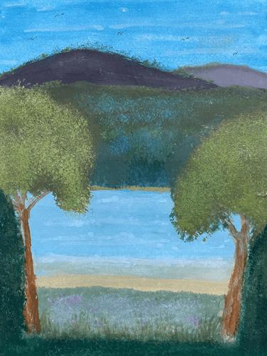 Cidra Puerto Rico painting