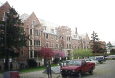 Maria Bingham Hall 1970s