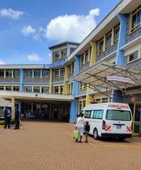 Shoe 4 Africa Children's Hospital in Kenya