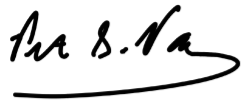 signature of peter pang