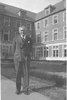 Matthew Winters, first chairman of pediatrics