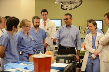 Surgical Residents Access to Simulators