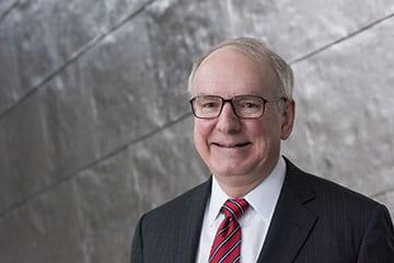 Dean Jay L. Hess, MD, PhD, MHSA
