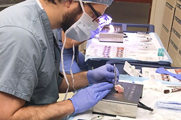 Glick Eye Institute Resident Surgical Skills Transfer Course